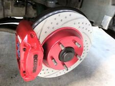 JDM Mazda Rx7 Rx-7 FD3S FD Front & Rear Hub Brake Rotor Disc Color Cover Set 4pc