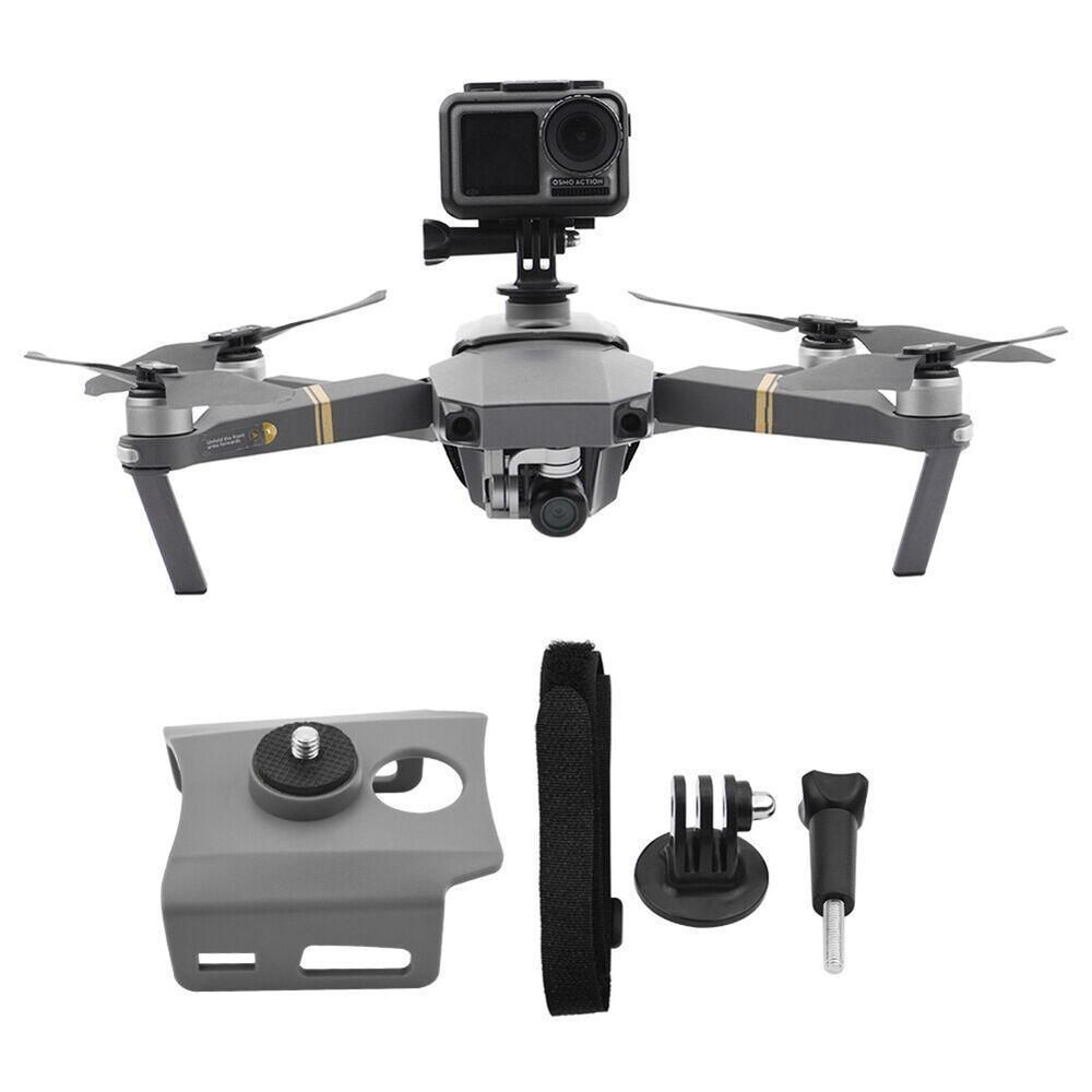 Qu_ Drone Camera Fixed Flash Light Stand Mount BracketPart