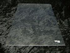 15 X Esselte transparente calidad en relieve en carpetas 54832 A4 copia segura