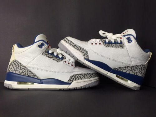 5 6 Blue 7 8 Mujeres Iii Air True 9 Retro 2001 Men 8 7 Nike 3 5 Lab Jordan Mocha 5 nHzZxwH7q0
