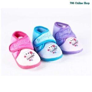 Details zu Kinder Hausschuhe Schuhe (64A) Kinderschuhe Kinderhausschuhe Größe 19 27 Neu