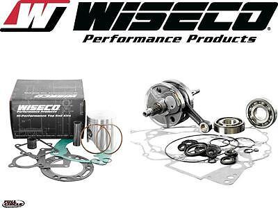Wiseco Bottom End Rebuild Kit Crankshaft SUZUKI RM125 RM 125 2001-2003 WPC121