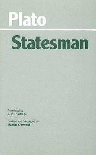 Plato's Statesman, Hardcover by Plato; Skemp, J. B. (TRN); Ostwald, Martin (E...