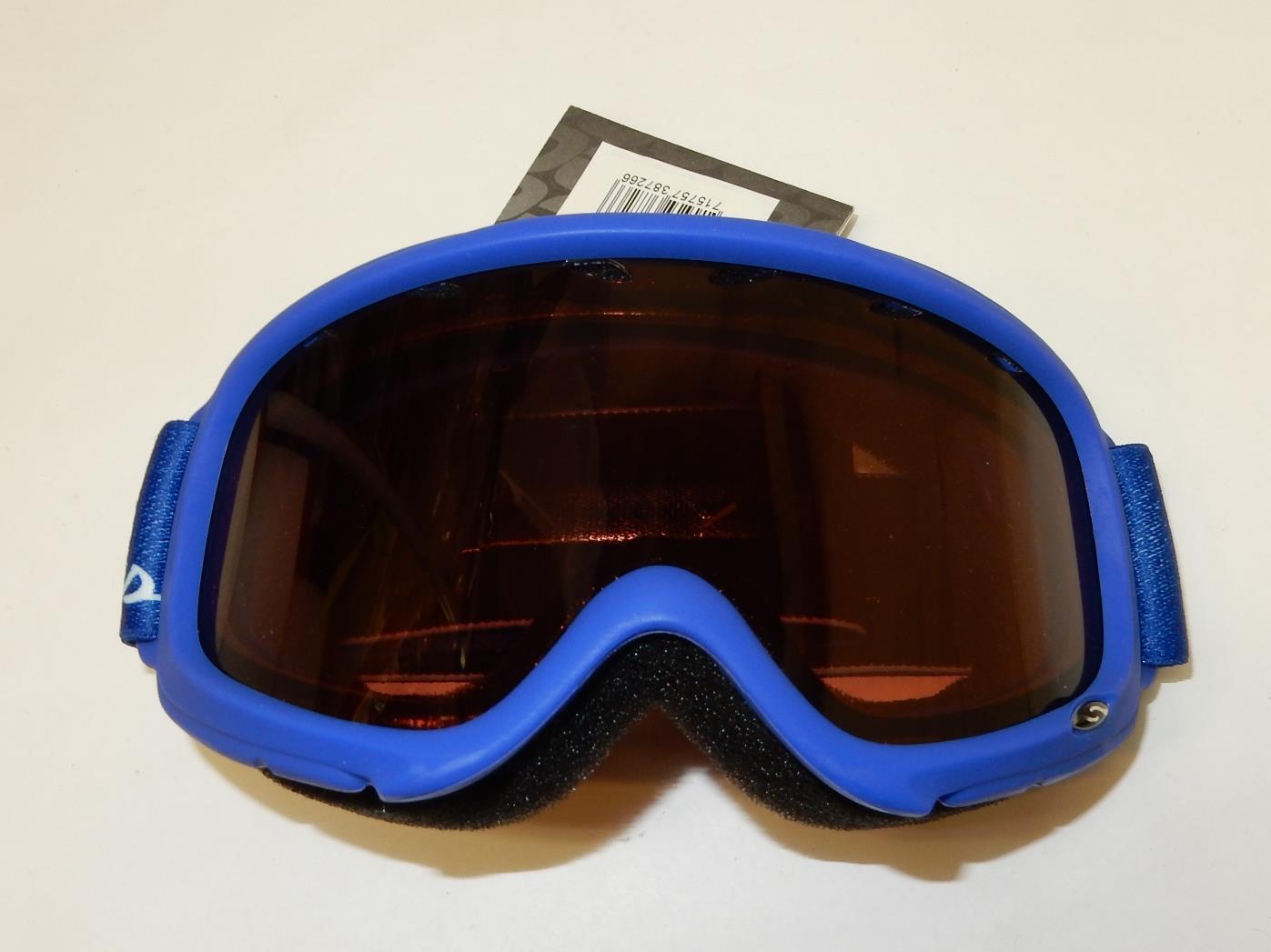 Smith Optics Gambler Youth  Snow Sports Goggles, bluee Frame, RC36 Lens