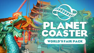 Planet-Coaster-World-039-s-Fair-Pack-Steam-Key-PC-Digital-Worldwide