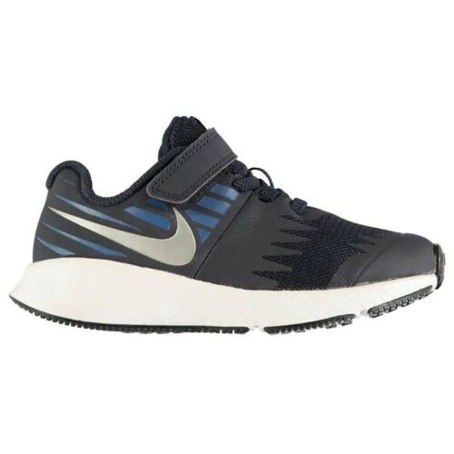 Boys Nike Shaped Mesh Cushioned Star Runner Trainers Sizes from C10 to 2