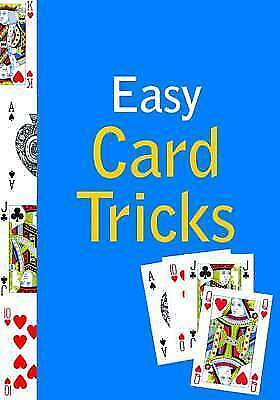 Very Good, Easy Card Tricks, Arnold, Peter, Book