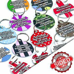 Cool-Custom-Personalised-Pet-Dog-Name-ID-Tag-For-Collar-Pet-Tags-Engraved-FREE