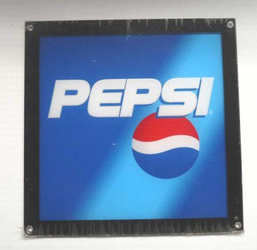 Pepsi Cola Werbeträger Pepsiwerbung Werbeschild Bar Gaststätteninnenwerbung