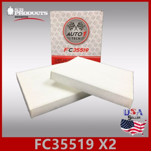 Auto1tech Cabin Air Filter Fits Honda Acura Civic Accord CRV Odyssey Pilot MDX