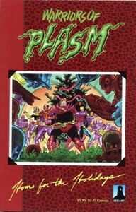 Warriors-Of-Plasm-Home-For-The-Holidays-1-Defiant-Comics-1993-Unread-VF