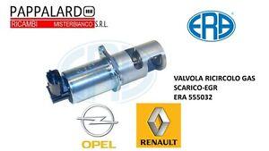 VALVOLA-RICIRCOLO-GAS-SCARICO-EGR-44-09-585-555032-RENAULT-TRAFIC-II-AUTOBUS