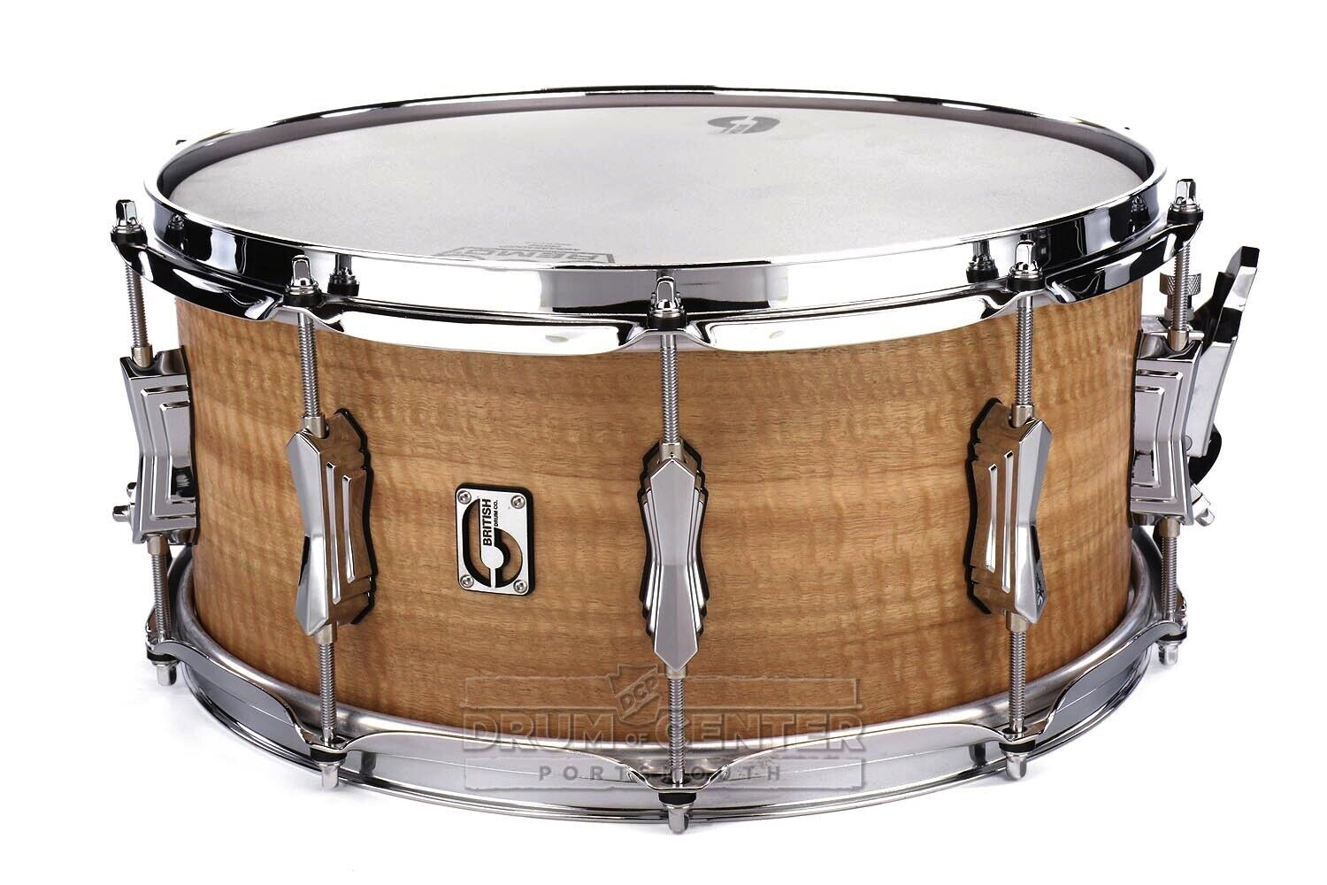British Drum Company Maverick Snare Drum 14x6.5