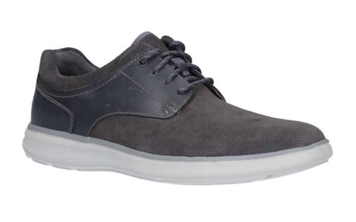Rockport Homme Zaden Plain Toe Blücher à Lacets Casual chaussures UK Taille 11