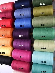 Bockens Cotton 8/2 1777 yds 250g Tube - Excellent for Towels, Fabric, Linens