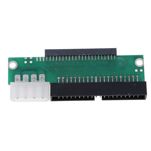 3.5 IDE Male to 2.5 IDE female 44 pin to 40 pin SATA converter adapter card HF