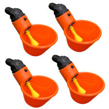 4 Pack Poultry Water Drinking Cups For Chicken And Hen Usa