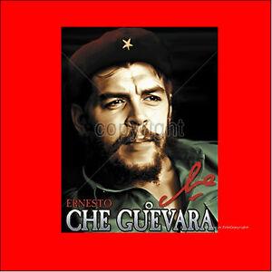 * Cuba T-Shirt Kuba Revolution Che Guevara *2102