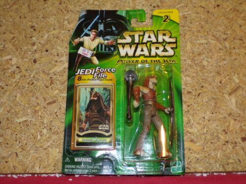 Star Wars Power of the Jedi Jedi Force des fichiers lot 3 GRATUIT PREMIÈRE CLASSE LIVRAISON