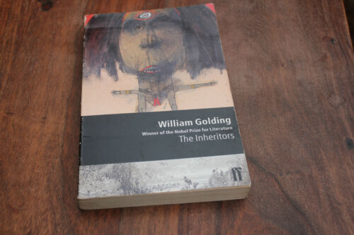 1 of 1 - The Inheritors by William Golding (Paperback, 1997)