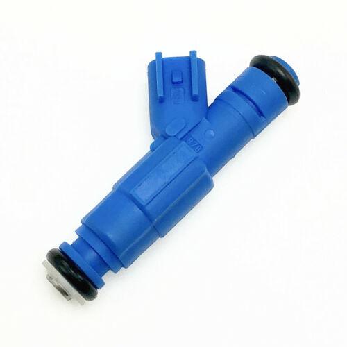4.6L V8 4L8E-A4A 9F593 244 Single Unit OEM Siemens Fuel Injector Ford 3.0L V6