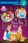 Disney Princess: A Fairy-Tale Fall by Apple Jordan (Paperback / softback)