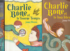 CHARLIE BONE Tomes 1 à 3 Jenny Nimmo ROMAN jeunesse 3 livres