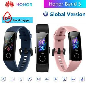 Huawei Global Honor Band 5 Smart Bracelet Watch BT TruSleep Tracking Locate R4A1