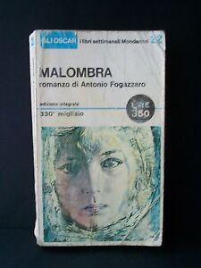 MALOMBRA-A-Fogazzaro-Mondadori-1965