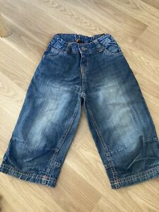 Boys-Ben-Sherman-3-4-length-Denim-Shorts-Age-6-7