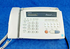Brother Personal Fax 275 Roll Paper Fax And Copy Machine Please Read
