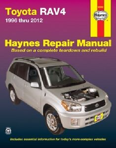2008 rav4 repair manual