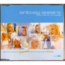 MAXI CD Britney SPEARSI'm not a girl, not yet a woman ltd ed inc poster 6 track