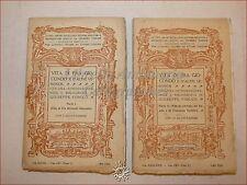 GIORGIO VASARI: FRA GIOCONDO E ALTRI VERONESI 1915 Bemporad Fiocco Illustrato