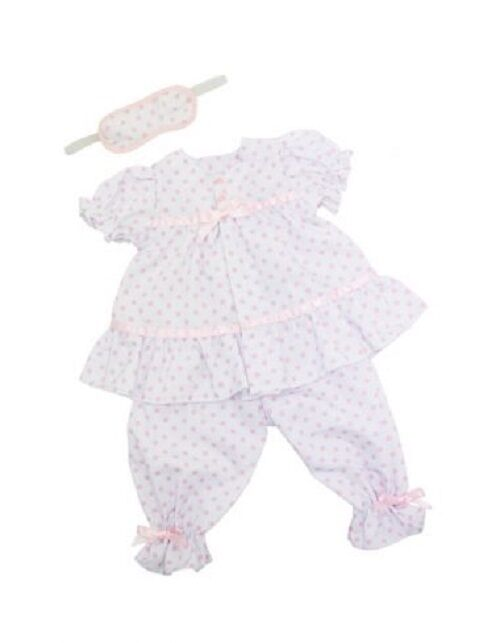 Bonnie and Pearl-OUTFIT-rosa Pigiama Pigiama Pearl-OUTFIT-rosa Set a0f179