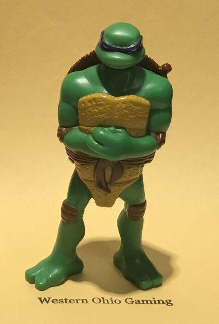 Mcdonalds 2007 Leonardo Toy Figure Used Teenage Mutant Ninja