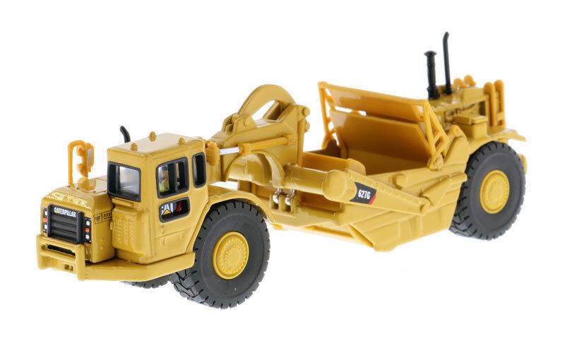 HO Scale Construction - 85134 - Caterpillar 627G Wheel Tractor-Scraper