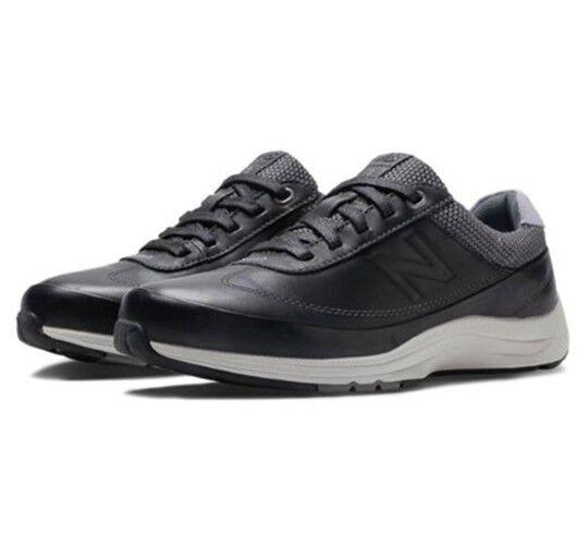 New Balance WW980BK - Femme 980 Leather Walking Chaussures