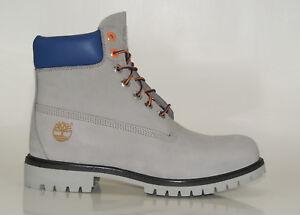 Timberland-6-Inch-Premium-Boots-Waterproof-Herren-Stiefel-Schnuerstiefel-A196V