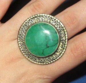 Ring-Circle-Afghan-Kuchi-Tribal-Alpaca-Silver-1-1-2-034-Size-8-to-10
