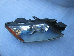 mazda cx 7 2010 headlights