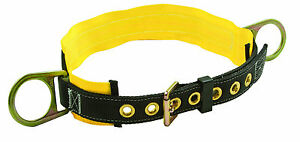 Falltech 7060XL Positioning Body Belt With Two Side D-Rings (XL)