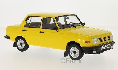 Wartburg 353 jaune 1985 1 18 MDG