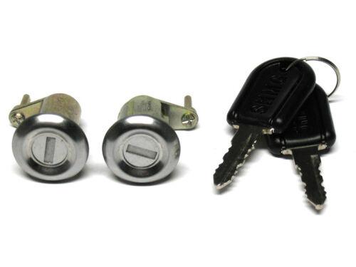 RIGHT NEW CITROEN C15 LOCKSET DOOR LOCK BARREL NEW SET LEFT