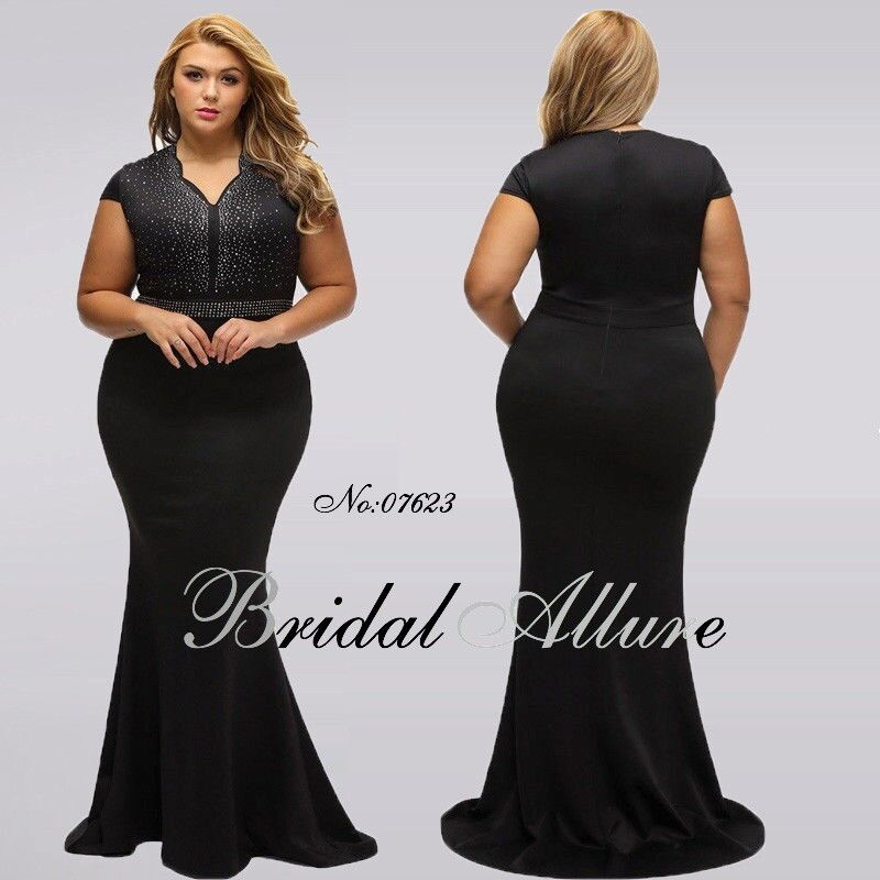 5f4b82122ad0f Plus size Evening Wear