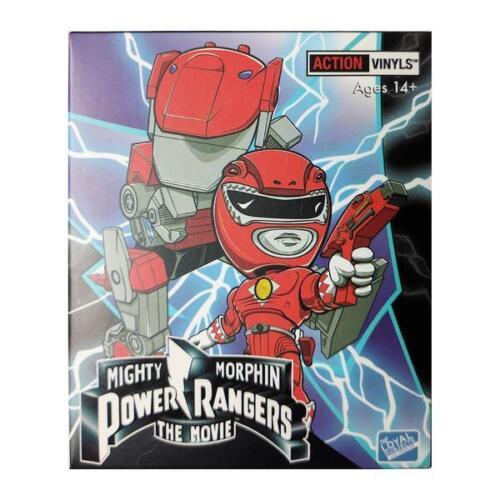 Loyal Subjects Power Rangers The Movie Blind Box Vinyl Figure NEW Toys 1 Figure