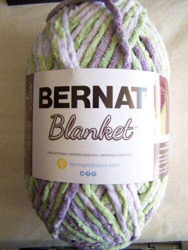 Bernat Blanket Big Ball Yarn 1 skein choice//color  161110
