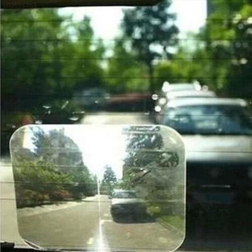 7A73 04B0 Auto Car Vehicle Rear Window Parking Reversing Wide Angle Lens Sticker