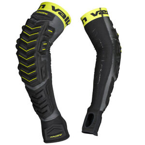 New-Valken-Phantom-Agility-Paintball-Elbow-Forearm-Protective-Pads-Medium-M