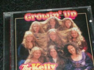 THE-KELLY-FAMILY-GROWIN-039-UP-1997-Because-it-039-s-love-Angels-flying-Ego